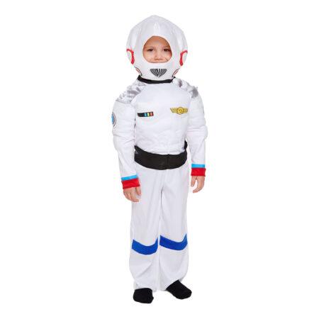 Astronaut børnekostume 450x450 - Hvide kostumer til børn