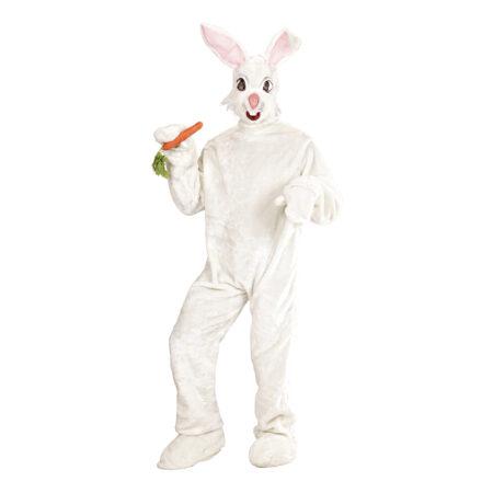 Hvid kanin kostume 450x450 - Hvide kostumer til voksne