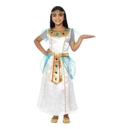 Kleopatra børnekostume 450x450 - Hvide kostumer til børn