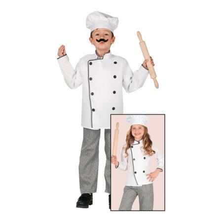 Kokke kostume til børn 450x450 - Hvide kostumer til børn