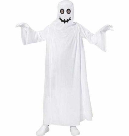 Spøgelse kostume til børn 427x450 - Hvide kostumer til børn
