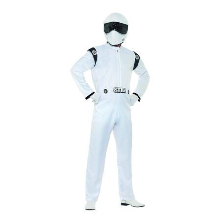 Top gear kostume til voksne 450x450 - Hvide kostumer til voksne