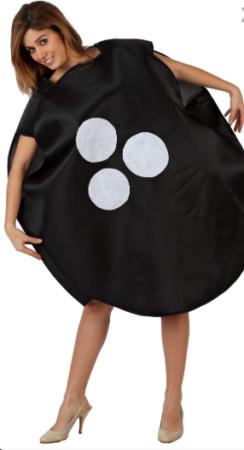 bowling kugle kostume bowling kostume bowlingkugle udklædning til kvinder retro kostume