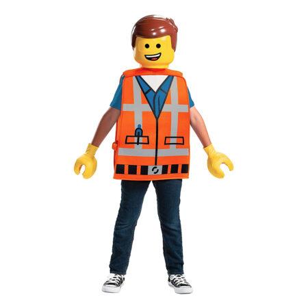 emmet lego kostume lego 2 film udklædning fastelavnkostume budget