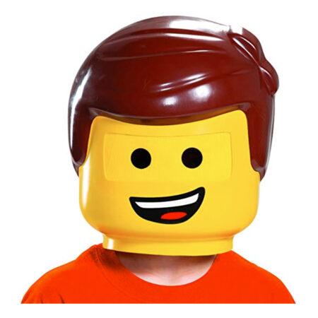 emmet maske til børn emmet lego børnemaske