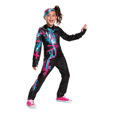lucy lego kostume til børn lego 2 film lego film 2 udklædning børnekostume