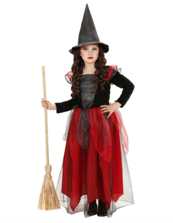 Hekse kostume til piger 349x450 - Hekse kostume til børn