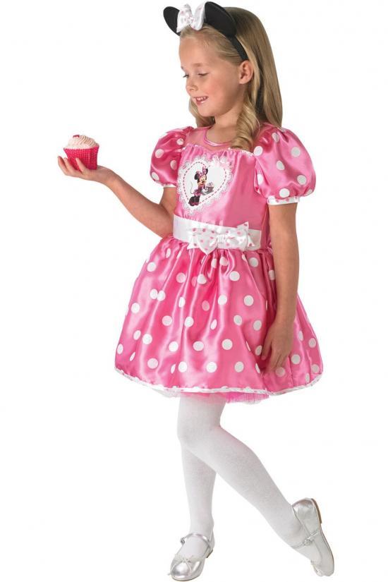 Minnie mouse kostume - Minnie Mouse kostume til børn