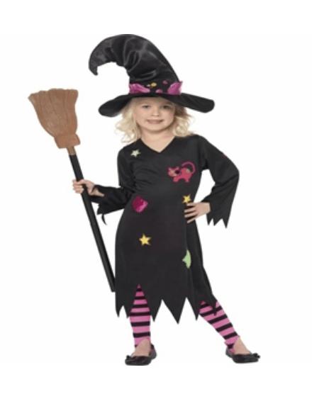 Skærmbillede 2017 07 16 kl. 15.17.22 - Hekse kostume til børn