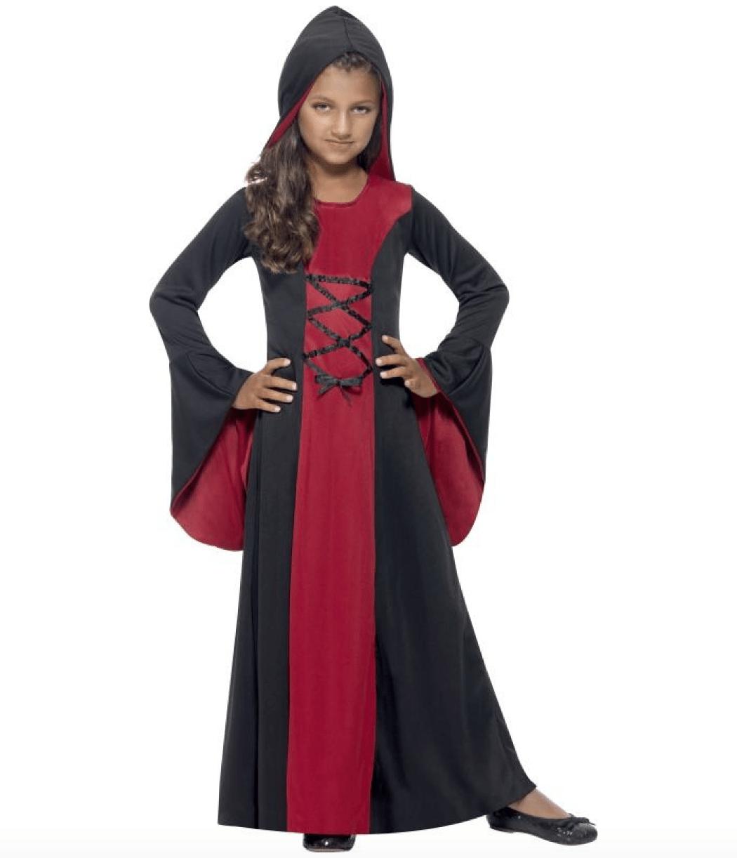Skærmbillede 2017 07 28 kl. 14.32.24 - Vampyr kostume til børn