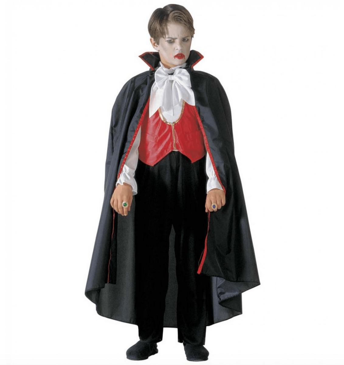 Skærmbillede 2017 07 28 kl. 14.35.19 - Vampyr kostume til børn