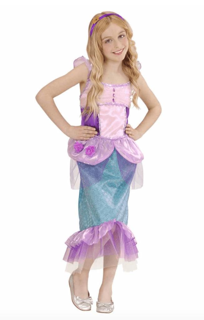 Skærmbillede 2019 01 02 kl. 09.35.13 655x1024 - Ariel kostume til børn