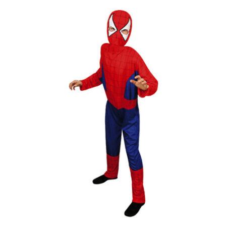 Spiderman fastelavnskostume til børn 450x450 - Spiderman kostume til børn