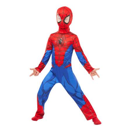Spiderman udklædning 450x450 - Spiderman kostume til børn og baby