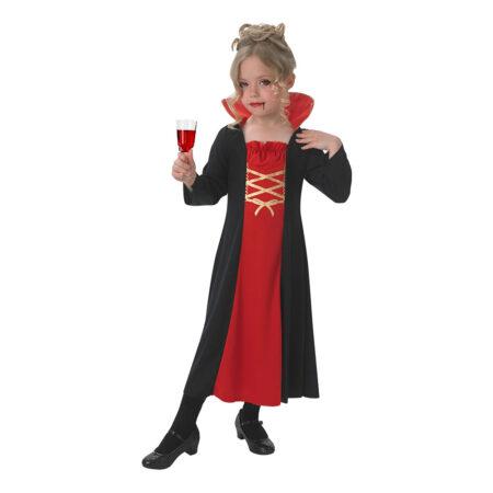 Vampyr kostume til piger 450x450 - Vampyr kostume til børn
