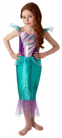 ariel disney kostume ariel udklædning ariel havfrue kostume fastelavnskostume