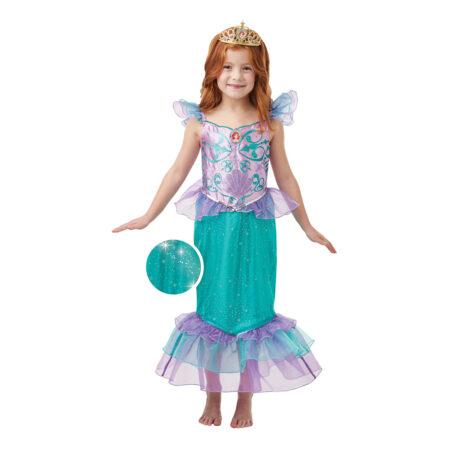 ariel kostume til børn havfrue børnekostume tilbud