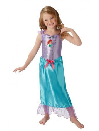 ariel kostume til piger havfrue kostume havfrue udklædning ariel børnekostume