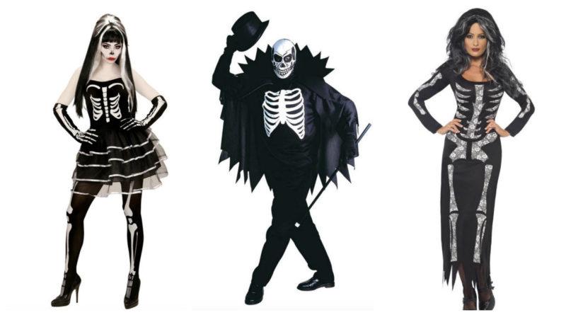 skelet kostume til voksne, skelet udklædning til voksne, skelet tøj til voksne, halloween kostumer til voksne, halloween udklædning til voksne, halloween tøj til voksne, uhyggelige kostumer til voksne, halloween kostumer 2018, hvad er hallooween, kostumeuniverset, kostumer til voksne