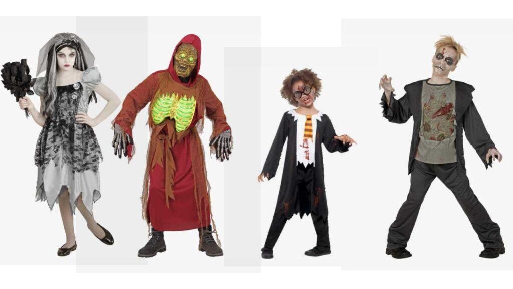 halloween kostume 2019 halloween børnekostume zombie børnekostumer
