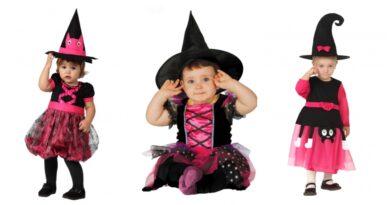 hekse kostume til baby, hekse udklædning til baby, hekse kostumer, heksekostumer, heksetøj baby, halloween baby, halloweenkostume baby, halloween kostumer, sjove kostumer baby, baby kostumer, babykostumer, baby fastelavnskostume, fastelavn, halloween, baby udklædning