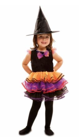 hekse kostume til piger 254x450 - Hekse kostume til baby