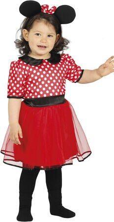 minnie mouse kostume til piger minnie mouse udklædning disney udklædning barn