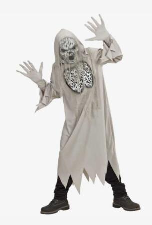 spøgelse halloween kostume til børn halloween kostume til børn