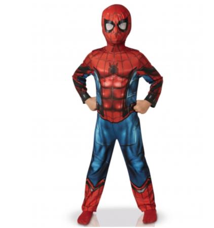 spiderman homecoming kostume til drenge