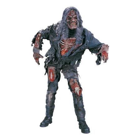 uhyggeligt zombie kostume 450x450 - Zombie kostume til voksne