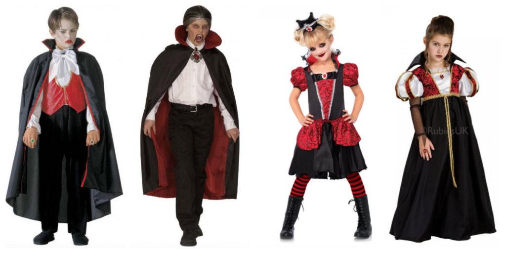 vampyr kostume til børn vampyr udklædning dracula kostume til halloween fastelavnskostume dracula børnekostume vampyr