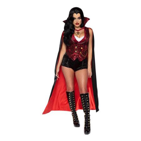 vampyr kostume til kvinder 450x450 - Vampyr kostume til voksne