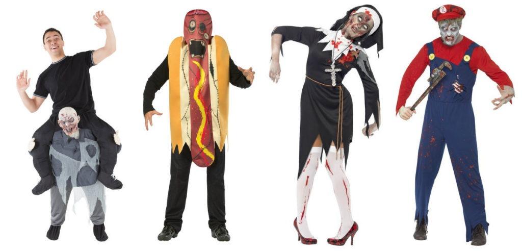 zombie kostume til voksne sjove zombie kostumer halloween kostume zombie udklædning