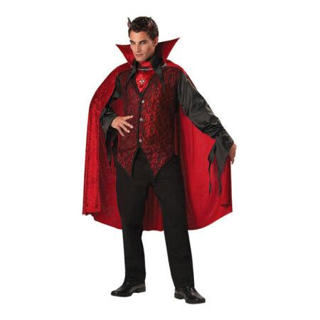Djævel kostume til mænd 450x450 - Djævel kostume til voksne