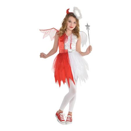 Djævleengel børnekostume 450x450 - Djævel kostume til børn og baby