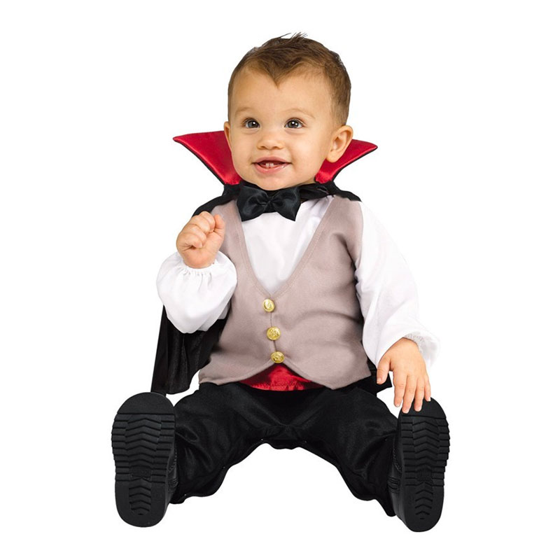 Dracula babykostume - Halloween kostume til baby