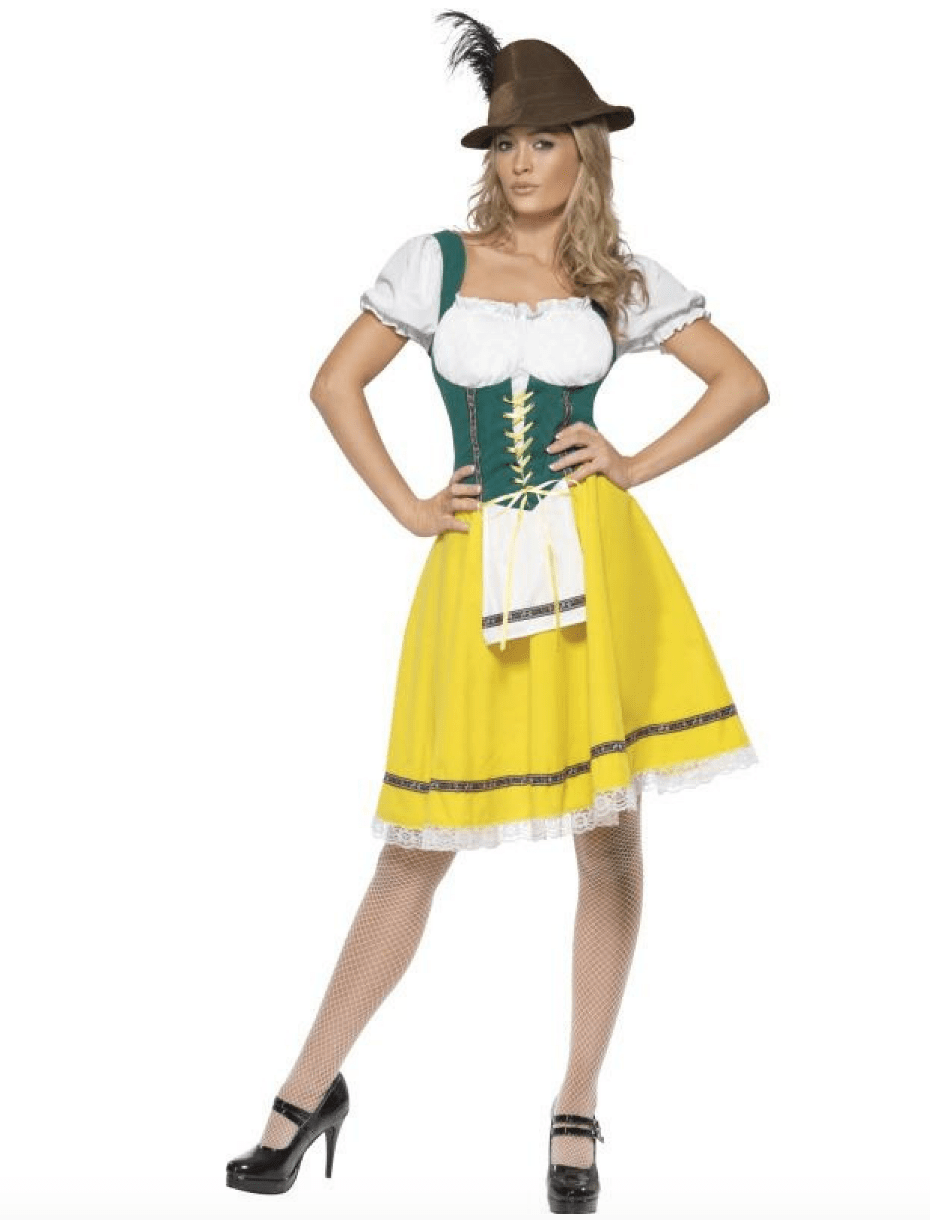 Skærmbillede 2017 08 24 kl. 15.51.54 - Oktoberfest kostume til kvinder