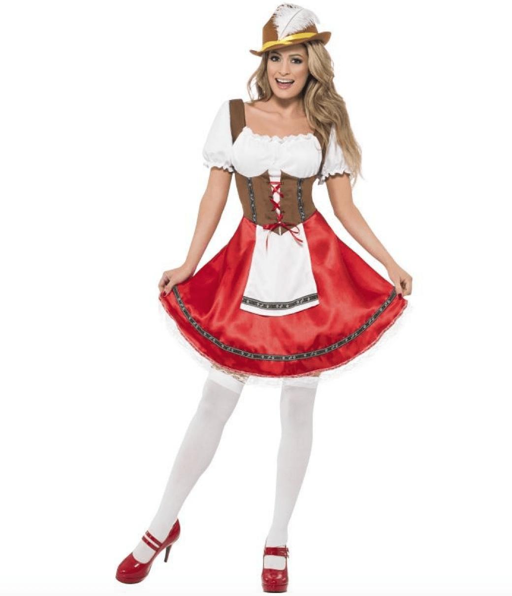 Skærmbillede 2017 08 24 kl. 15.59.22 - Oktoberfest kostume til kvinder