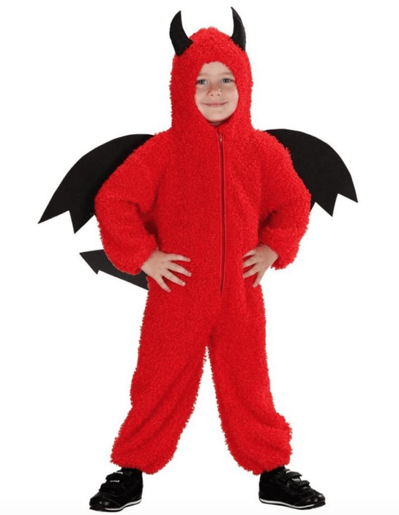 Skærmbillede 2018 08 31 kl. 12.56.19 794x1024 - Djævel kostume til børn og baby