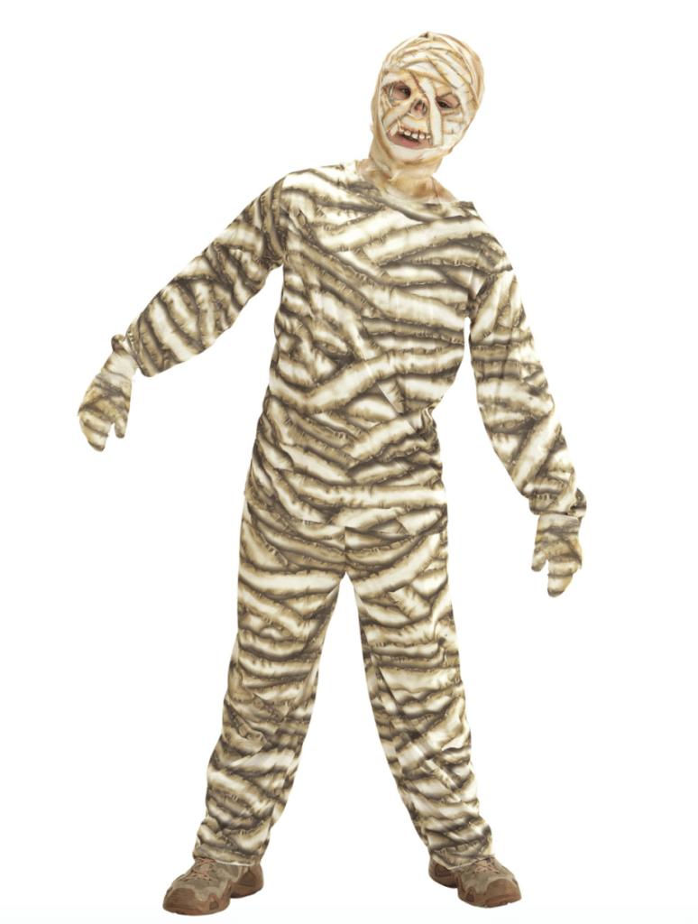 Skærmbillede 2018 08 31 kl. 22.45.41 774x1024 - Mumie kostume til børn