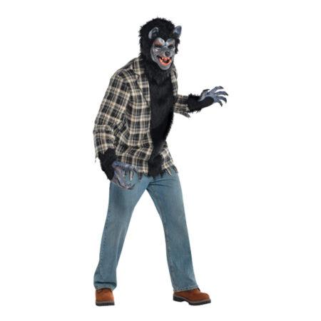 Varulv halloween kostume til voksne 450x450 - Varulv kostume til voksne og børn