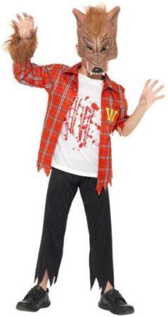 Varulv kostume til børn 239x450 - Varulv kostume til voksne og børn
