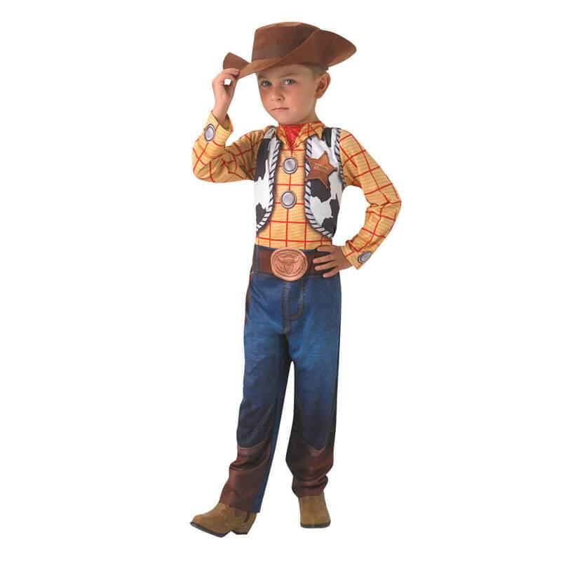 Woody kostume - Toy Story kostume til børn
