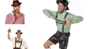 oktoberfest kostume til mænd, oktoberfest kostumer, tyroler kostume til mænd, tyrolermand kostumer, tyrolerkostumer, lederhosen, lederhausen, lederhosen kostume, oktoberfest fakta, hvad er oktoberfest, tyrolerstrømper, tyroler strømper, tyrolerhat, tyroler hat, kostume universet, kostumer til voksne, kostumer til hele familien