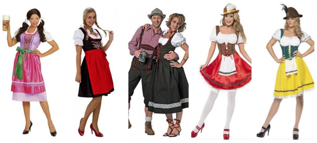collage 21 1024x461 - Oktoberfest kostume til kvinder