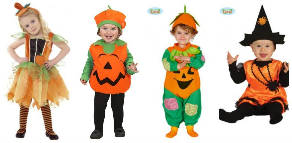collage 27 1024x502 - Græskar kostume til baby