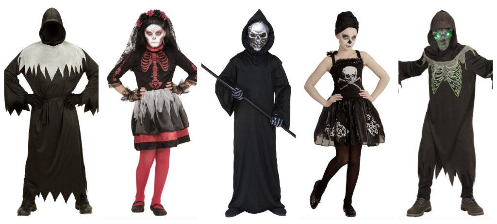 collage 34 1024x461 - Døden kostume til børn