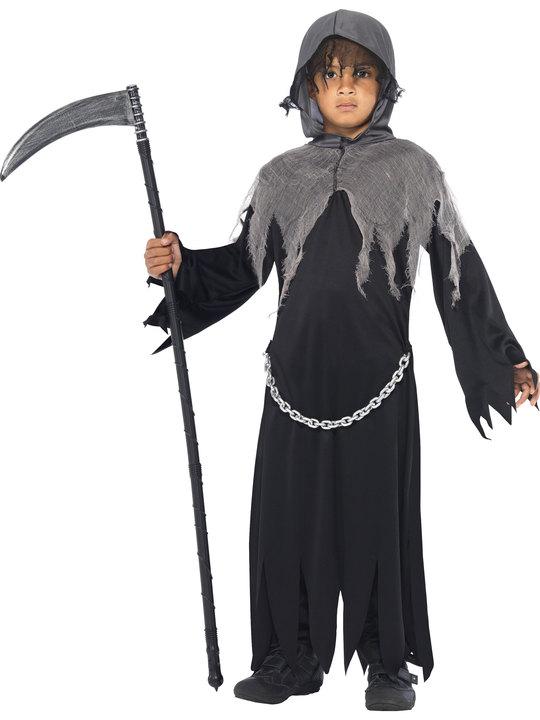 døden kostume til børn døden kostume halloween