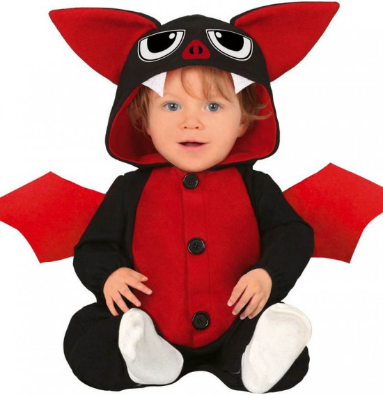 flagermus babykostume - Halloween kostume til baby