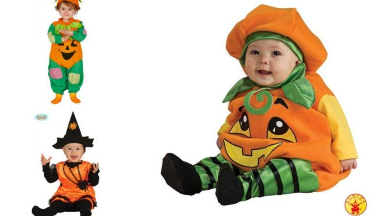 græskar kostume til baby græskar babykostume halloween babyudklædning halloween kostume baby 6 måneder halloweenudklædning 1 år